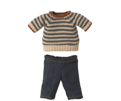 Blouse and Pants for Teddy Dad #16-1820-00
