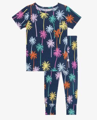 Palmer - Short Sleeve Basic Pajama