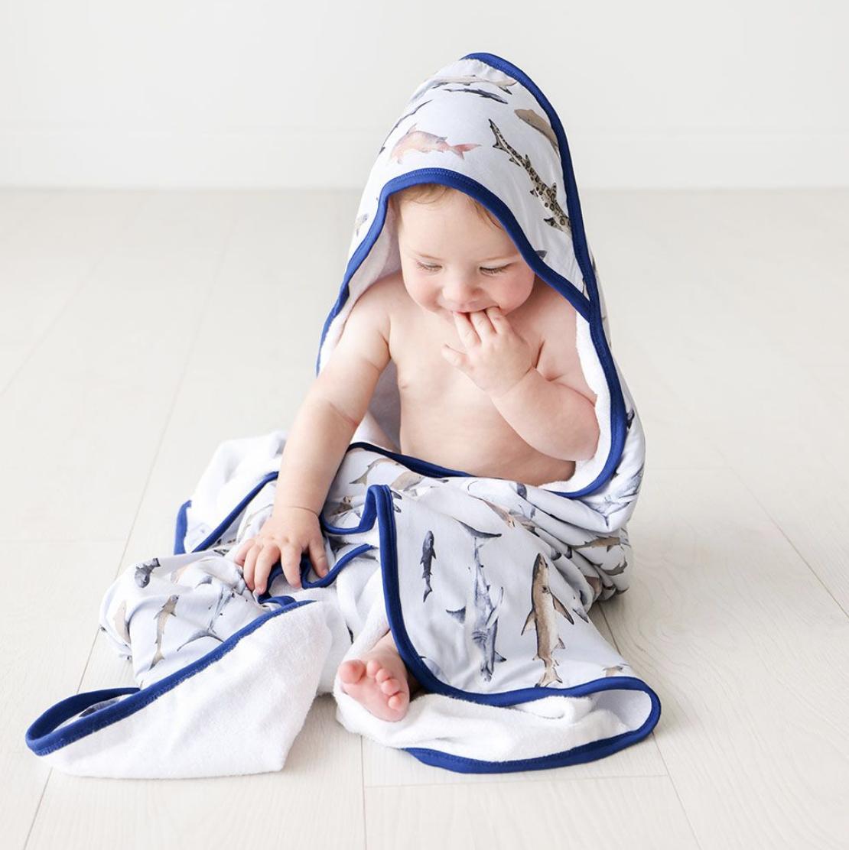 Maverick - Hooded Towel