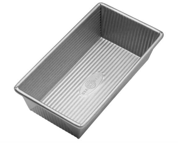 Small Loaf Pan 1 lb. 1140lf