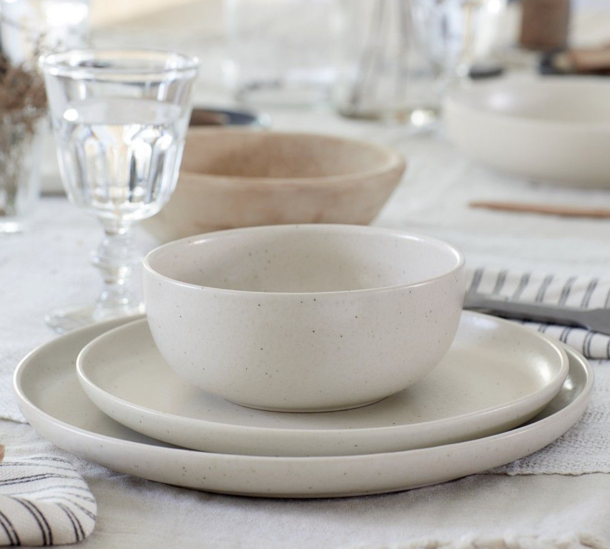 Birdwell/ Alvarado Dishes