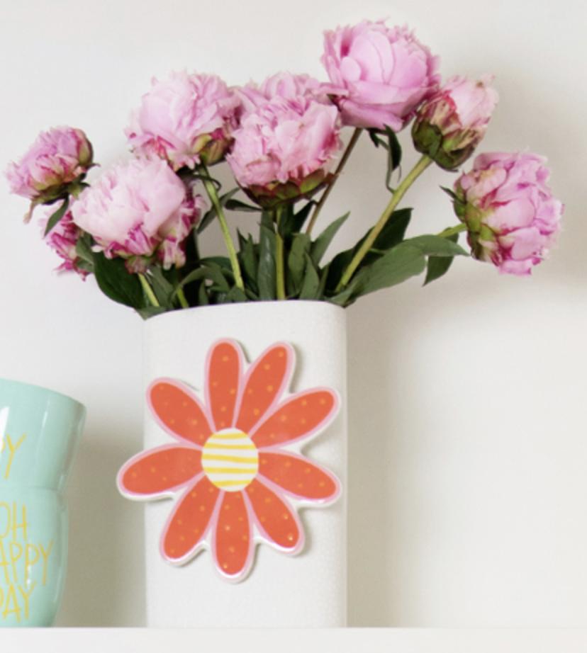 Big Oval Vase