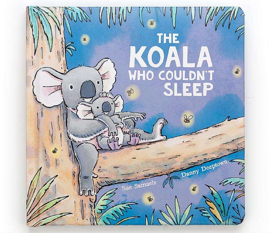 Koala That Couldn't Sleep Book #BK4KS