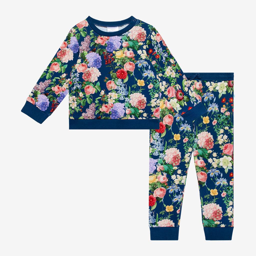 Carmen - Long Sleeve Sweatshirt & Jogger Set