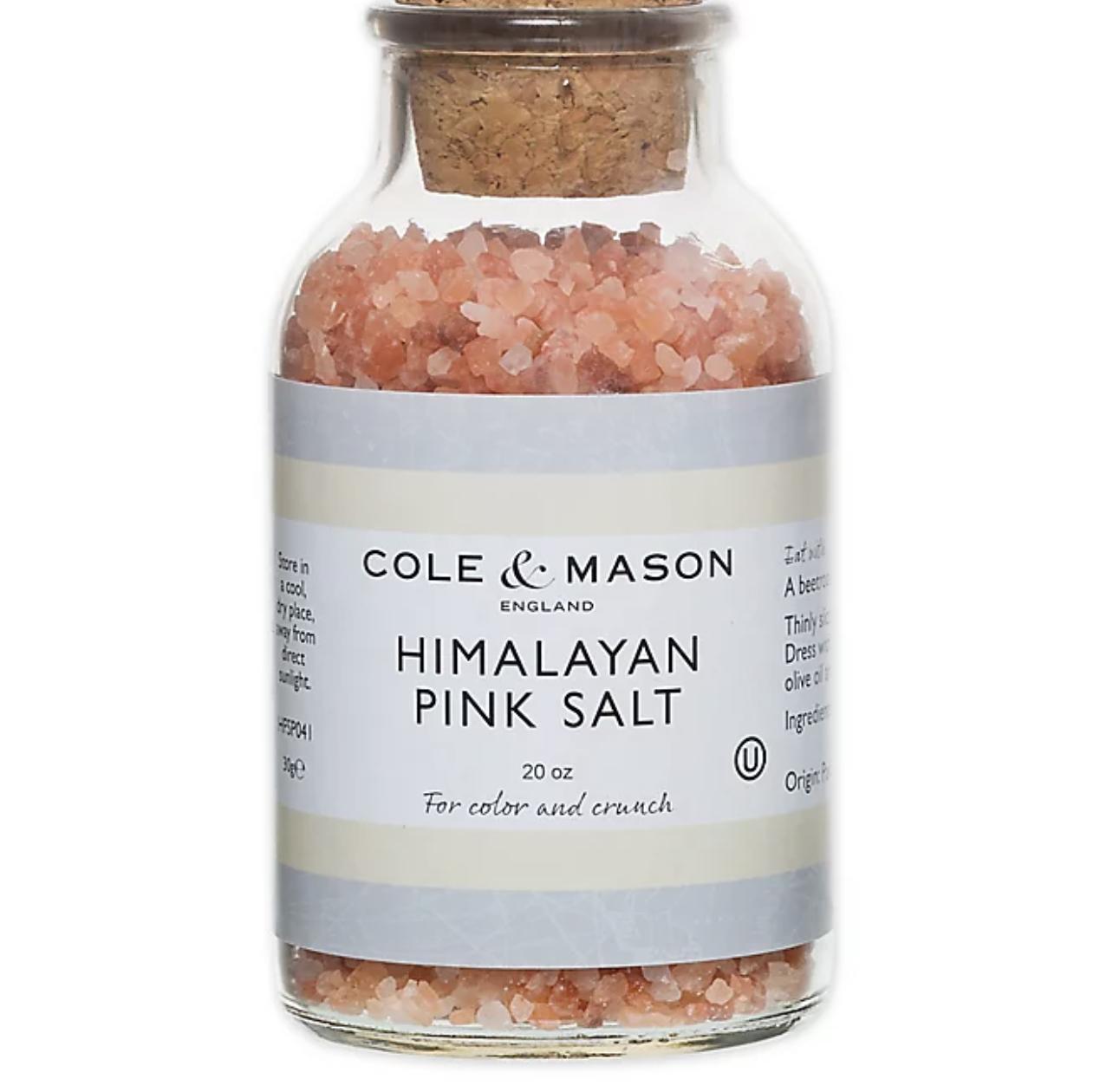 Large Himalayan Salt 20oz