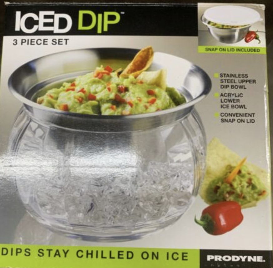 Iced Dip Server #IC-6