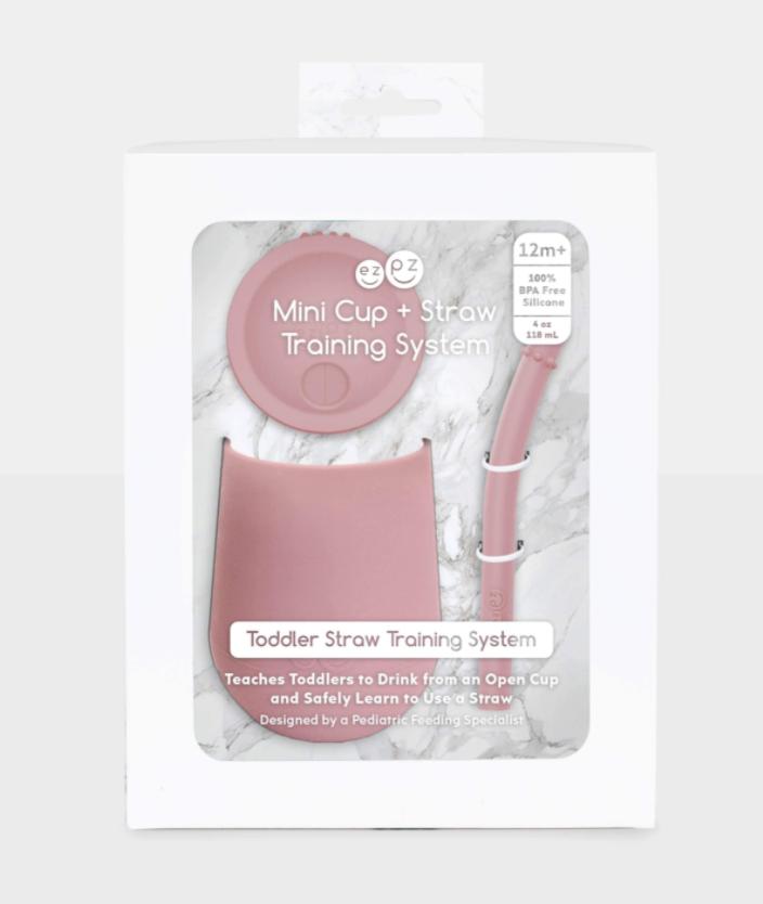Mini Cup + Straw Training