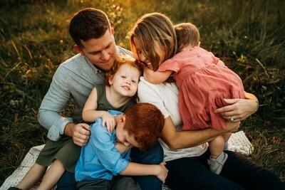 OUTDOOR Lifestyle Session (Maternity, Family, Couples) $̶4̶2̶5̶ $325 total