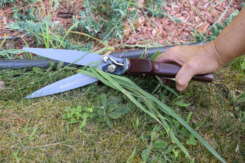 Grass Shear 90-degree Rotation