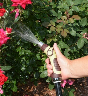 Thumb Control Spray Gun
