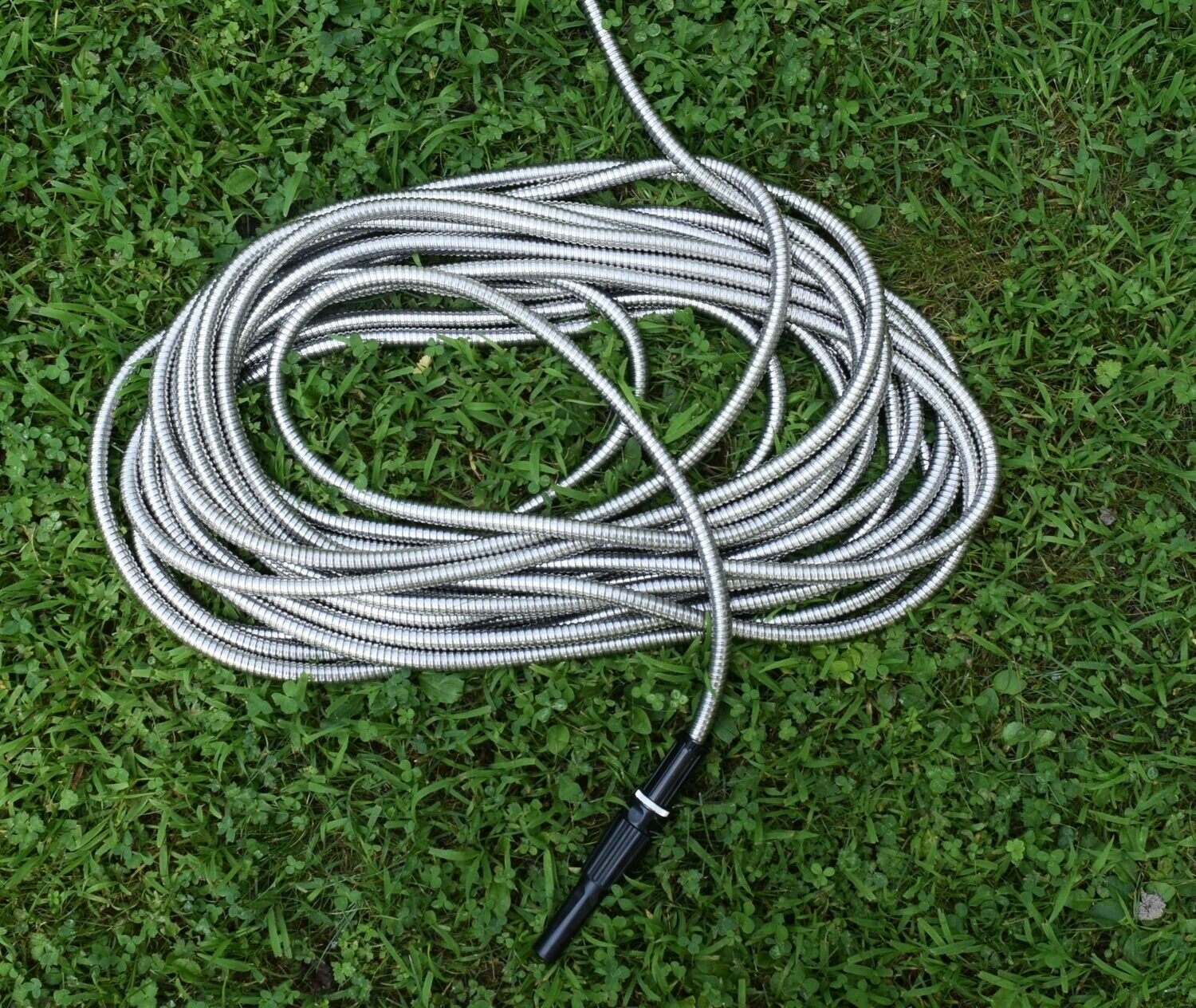 Stainless Steel Hose 50'
