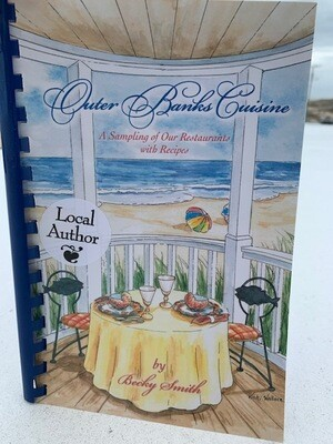 Outer Banks Cuisine Cookbook