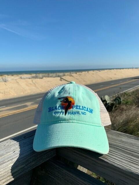 Tea-Dyed Trucker Hat