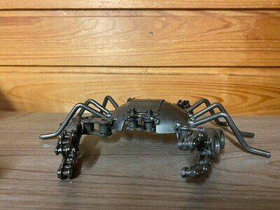 Handcrafted- Metal Crab