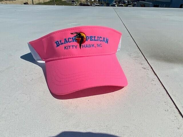 PERFORMANCE VISOR- Fahrenheit 367- Safety Pink