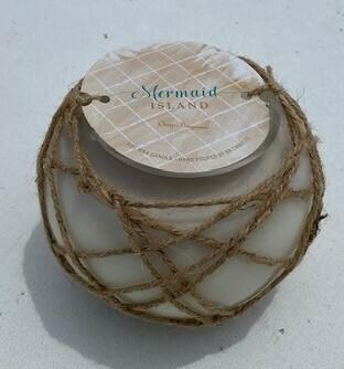 Mermaid Island Soy Wax Candle -