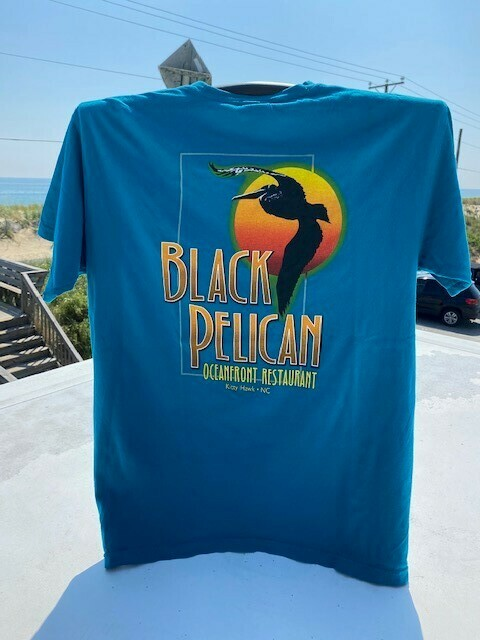 Black Pelican Sun Logo Unisex Tee