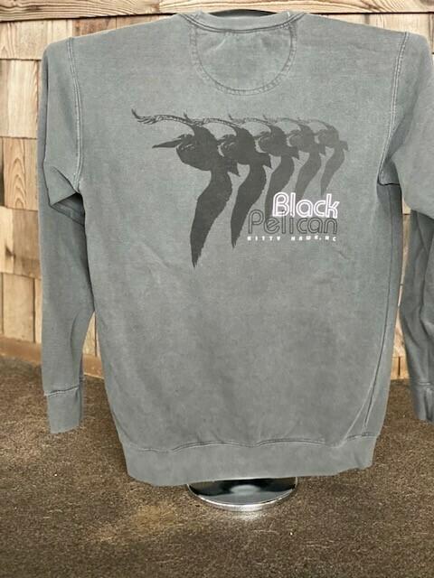 Fading Bird- Crewneck Sweatshirt