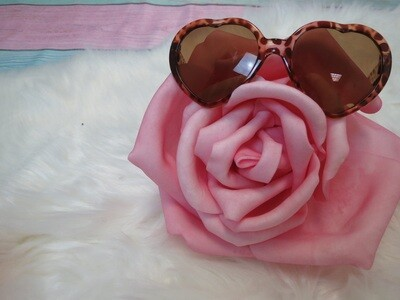 Heart Sunglasses Women