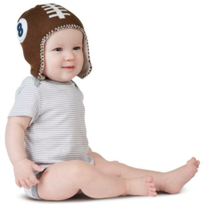 Milestone Football Hat