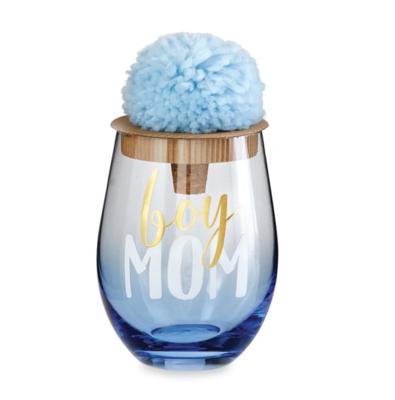 Mom Wine Glass Set
