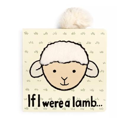 BOOK IF I WERE A LAMB