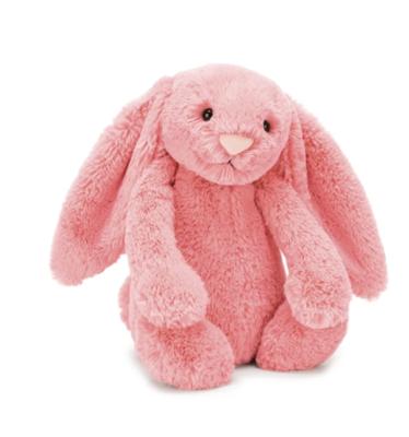 Bashful Coral Bunny