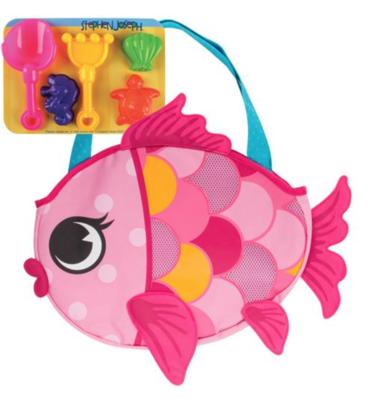 Beach Totes-Fish
