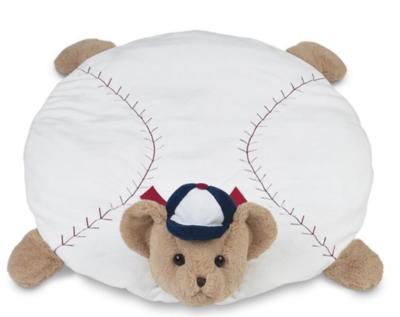Lil' Slugger Belly Blanket