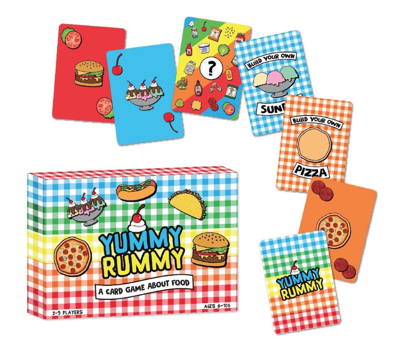 Yummy Rummy Card Game