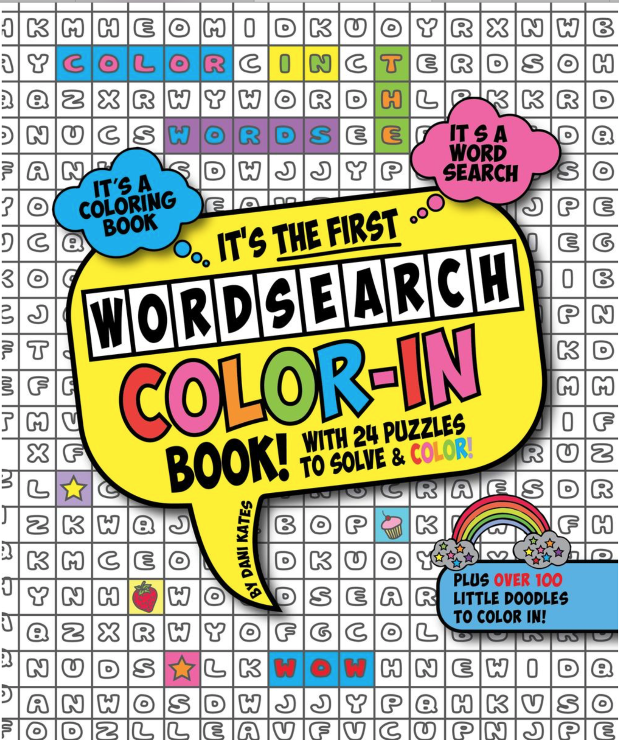 Word Search Color In