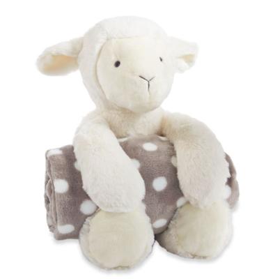 Lamb Plush & Blanket