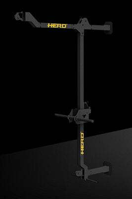 Wall Mounted Pulley System