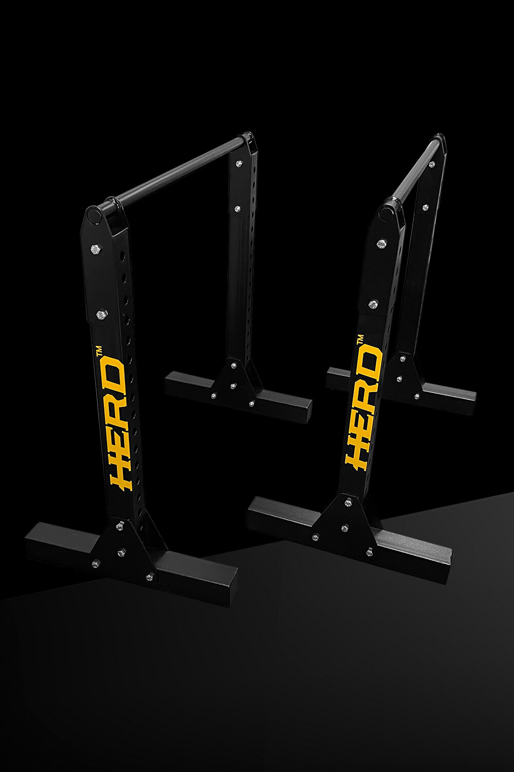 FREE STANDING PARALLETTES