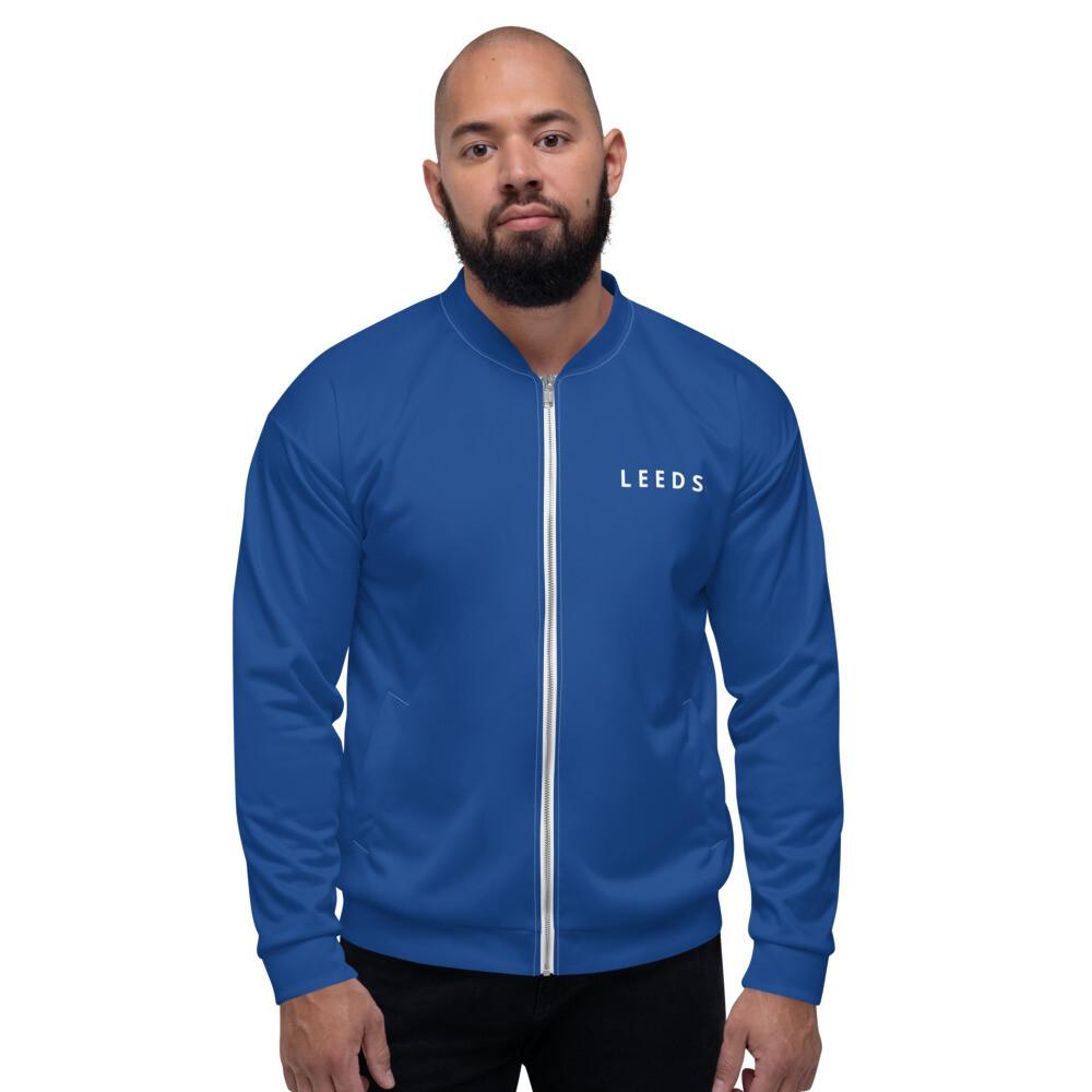 Stylo Matchmakers® Leeds Retro Bomber Club Jacket