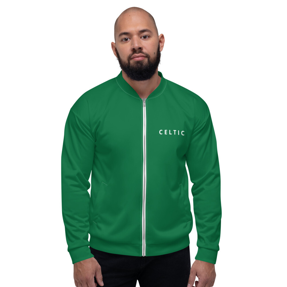Stylo Matchmakers® Celtic Retro Bomber Club Jacket