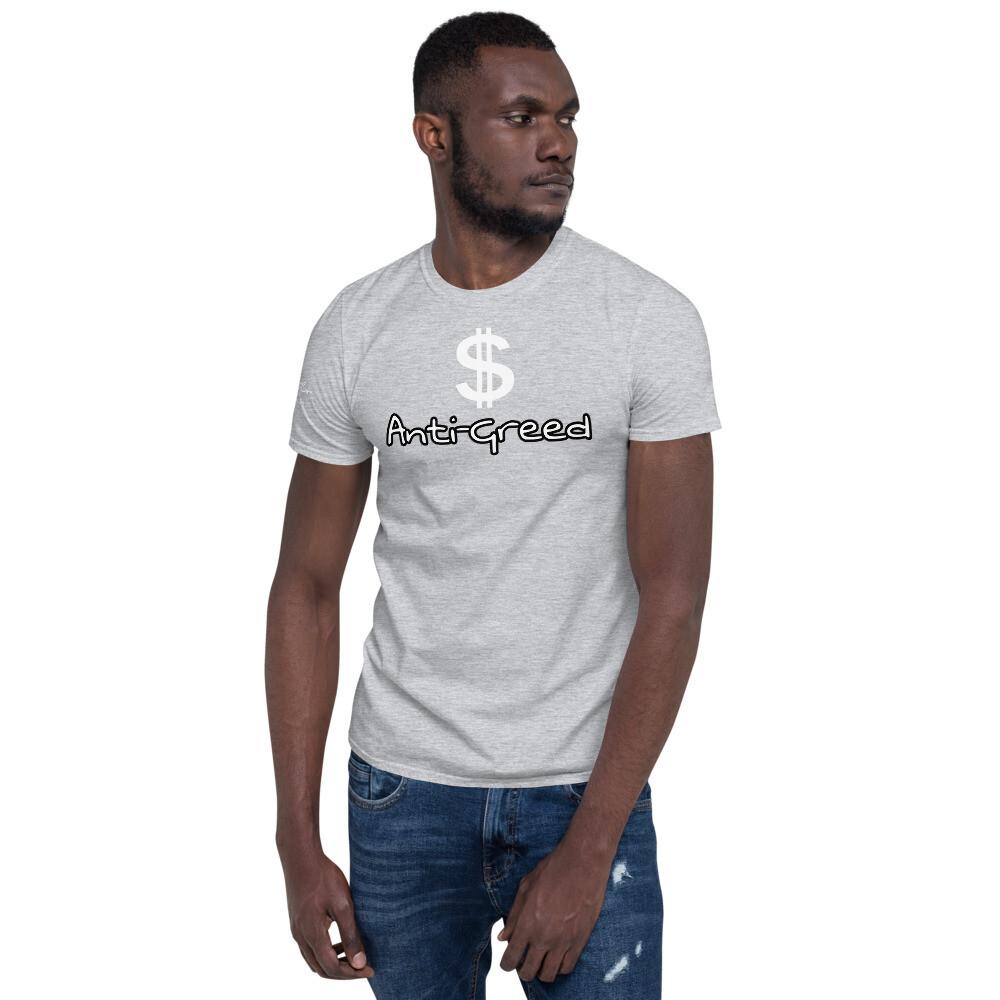 Stylo Matchmakers® Anti- Greed Short-Sleeve T-Shirt
