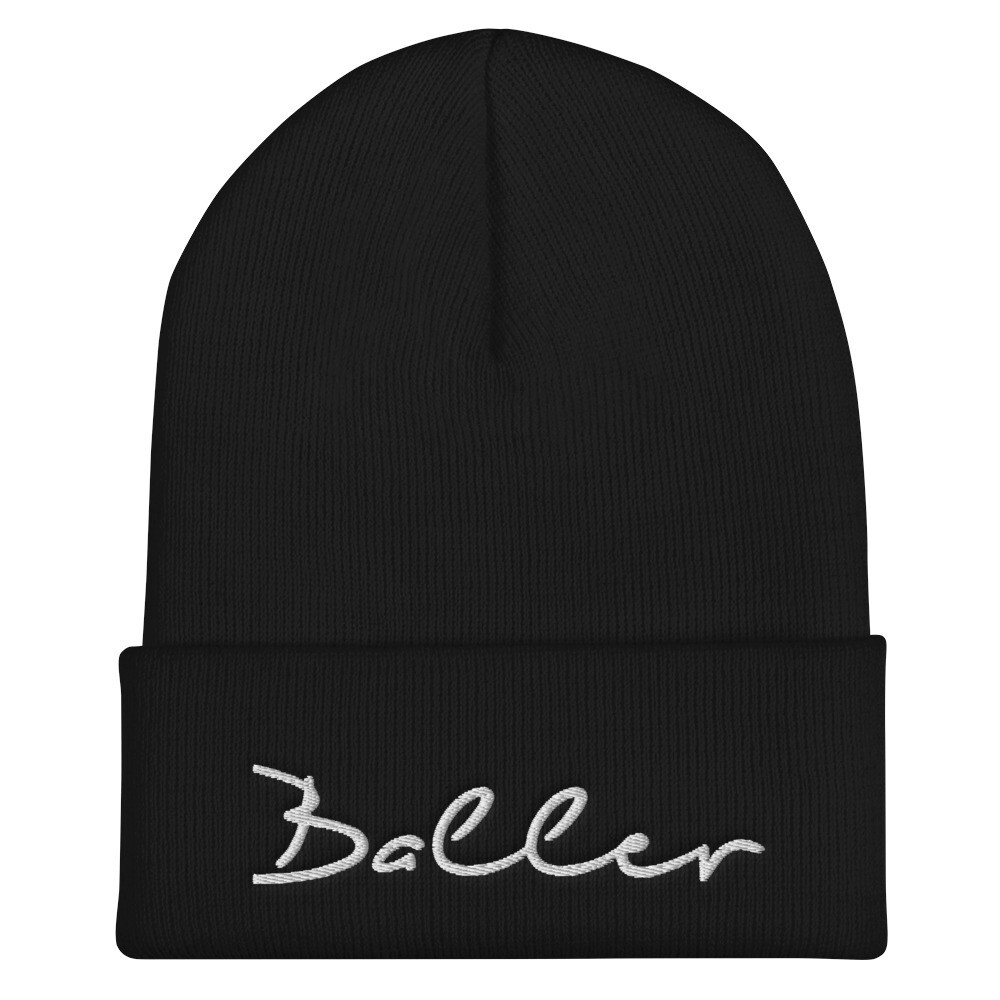 Stylo Matchmakers® Baller Pro Footballers Cuffed Beanie