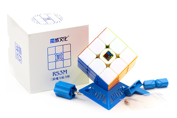Головоломка MoYu MOFANGJIAOSHI MF3RS3 3x3x3 Magnetic