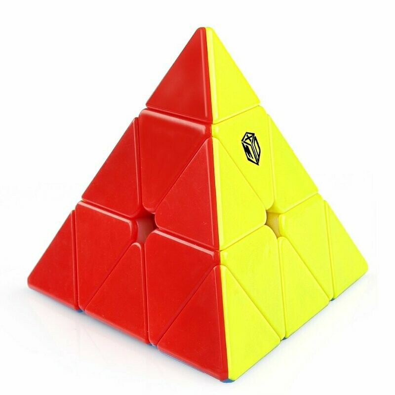 Головоломка MoFangGe X-MAN BELL Pyraminx Magnetic