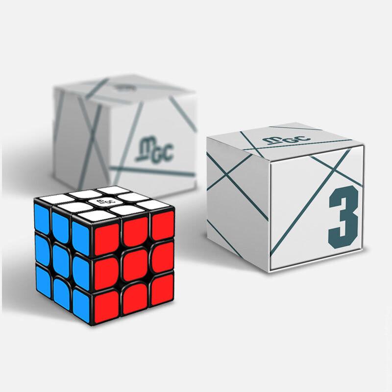 YongJun MGC 3x3x3 magnetic black