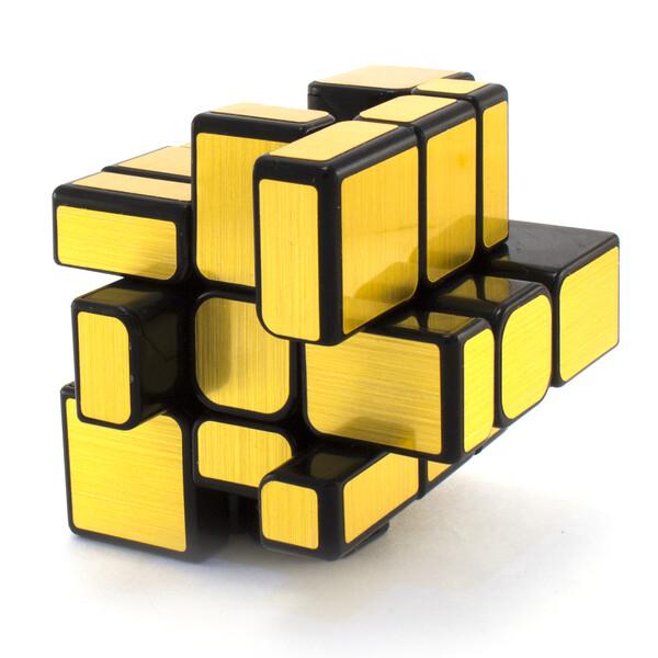 Moyu Mirror S Blocks 3x3x3 gold