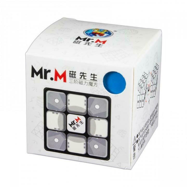 Головоломка ShengShou MR. M 3x3x3 magnetic