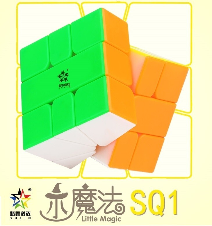 Скваер YUXIN LITTLE MAGIC Square-1 magnetic