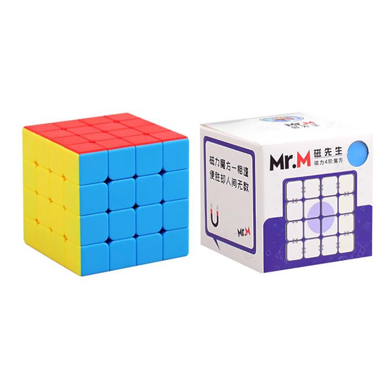 кубик Рубика SHENGSHOU MR. M 4x4x4 magnetic