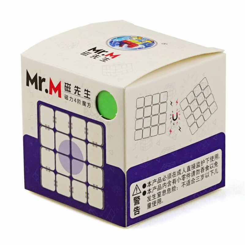 SHENGSHOU MR. M 4x4x4 magnetic