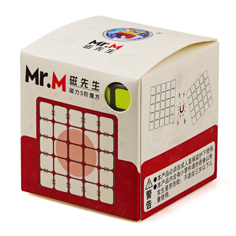SHENGSHOU MR. M 5x5x5 magnetic