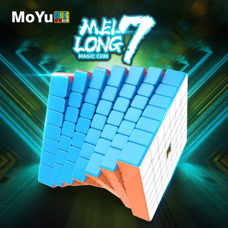 Головоломка MOYU MEILONG WCA 7x7x7 color