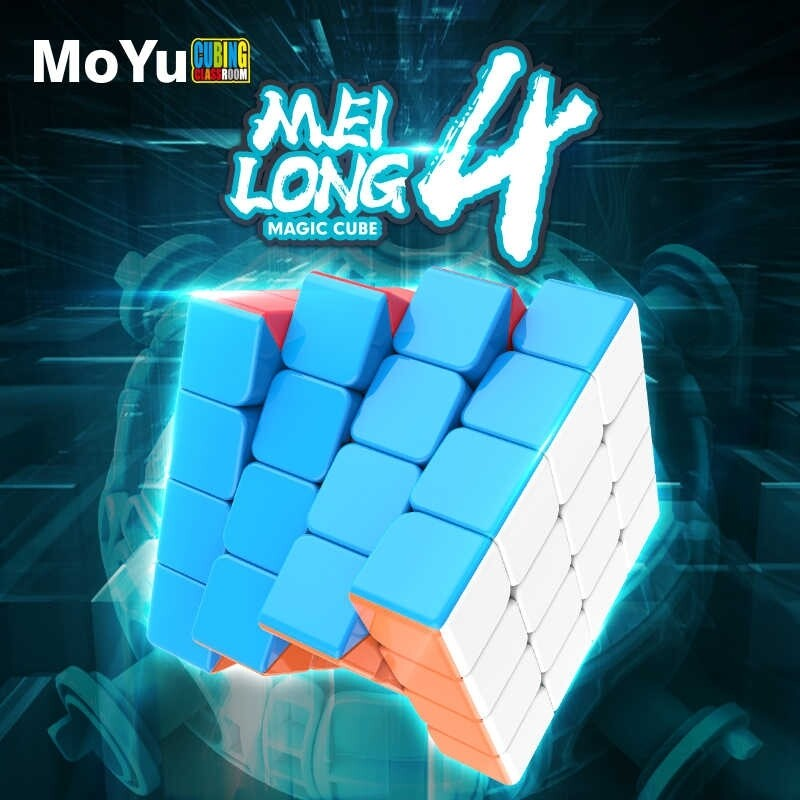 MOYU MEILONG WCA 4x4x4 color