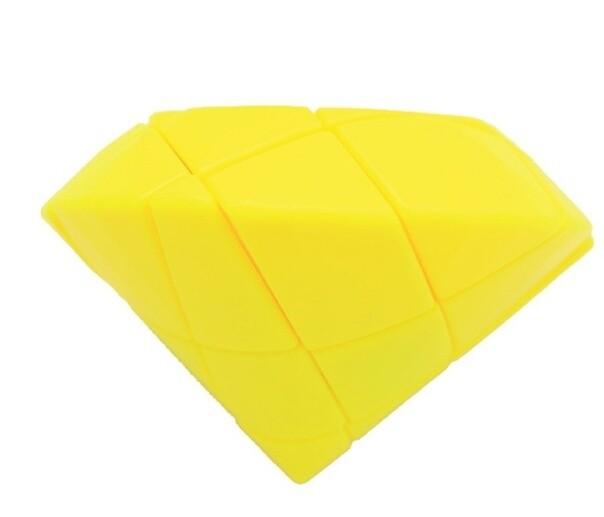 Головоломка YJ Diamond Fingertip 3x3x3 yellow